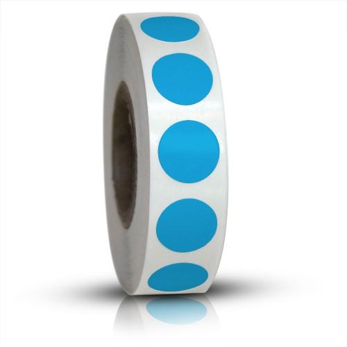 3-4-Circle-Blue